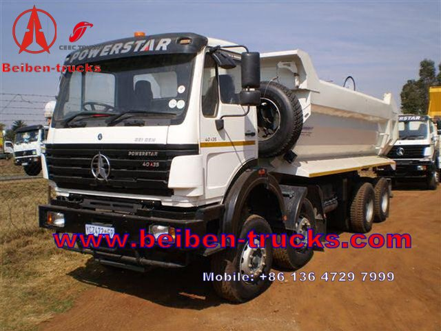 china Beiben 6x4 WEICHAI Engine High Quality Dump Truck