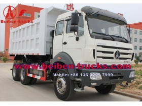 NG80B 380 hp dump trucks manufacturer