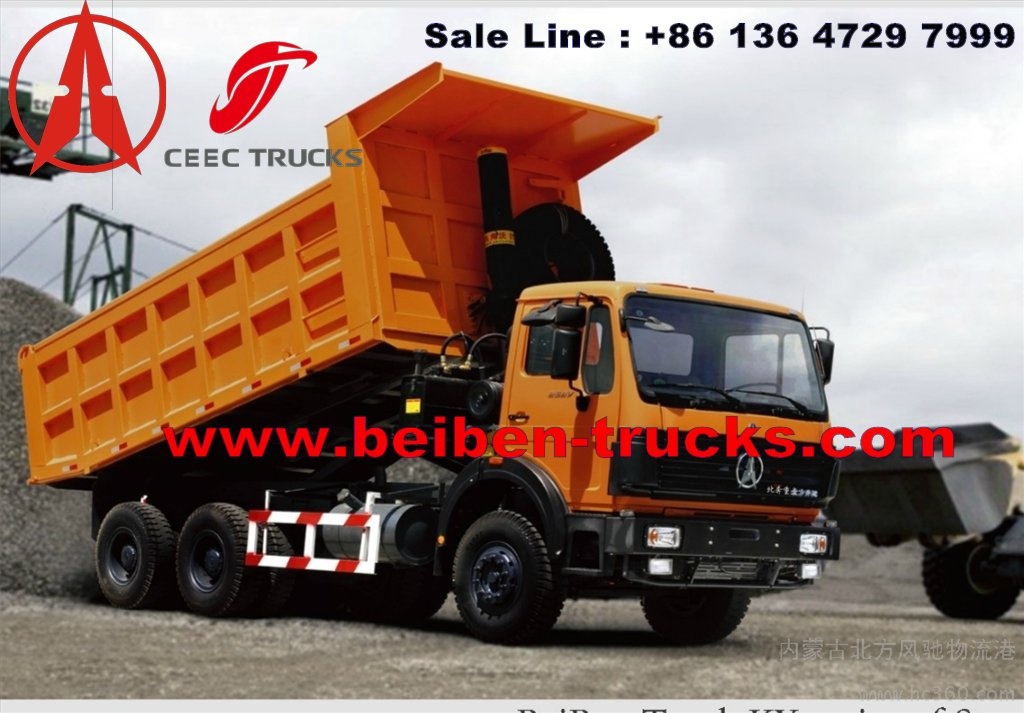 Beiben 6x4 Hydraulic Pump For Dump Truck manufacturer