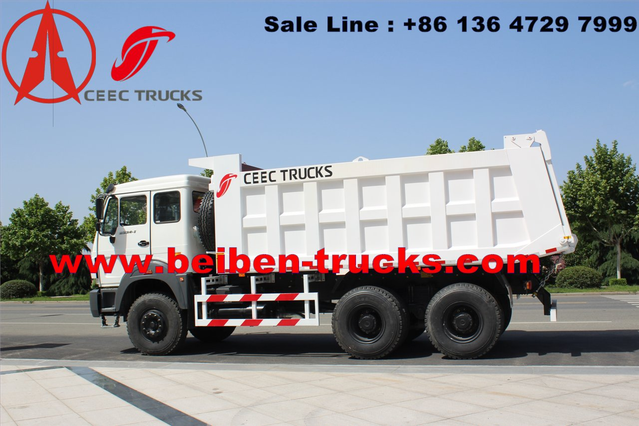 north benz 2534 dump truck manufacturer for congo