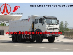 north benz NG80 dump truck 6*4 type for sale