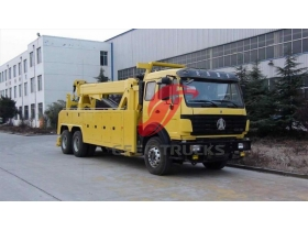 north benz 2534 wrecker truck manufacturer