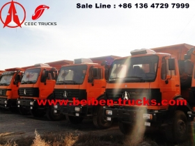 cheap price for north benz dumper manufacturer
