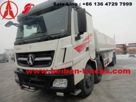 china beiben V3 oil tanker 8*4 driving system