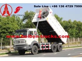 Congo beiben 2534 camions benne price
