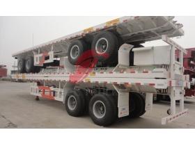 China bogie suspension semitrailer manufacturer