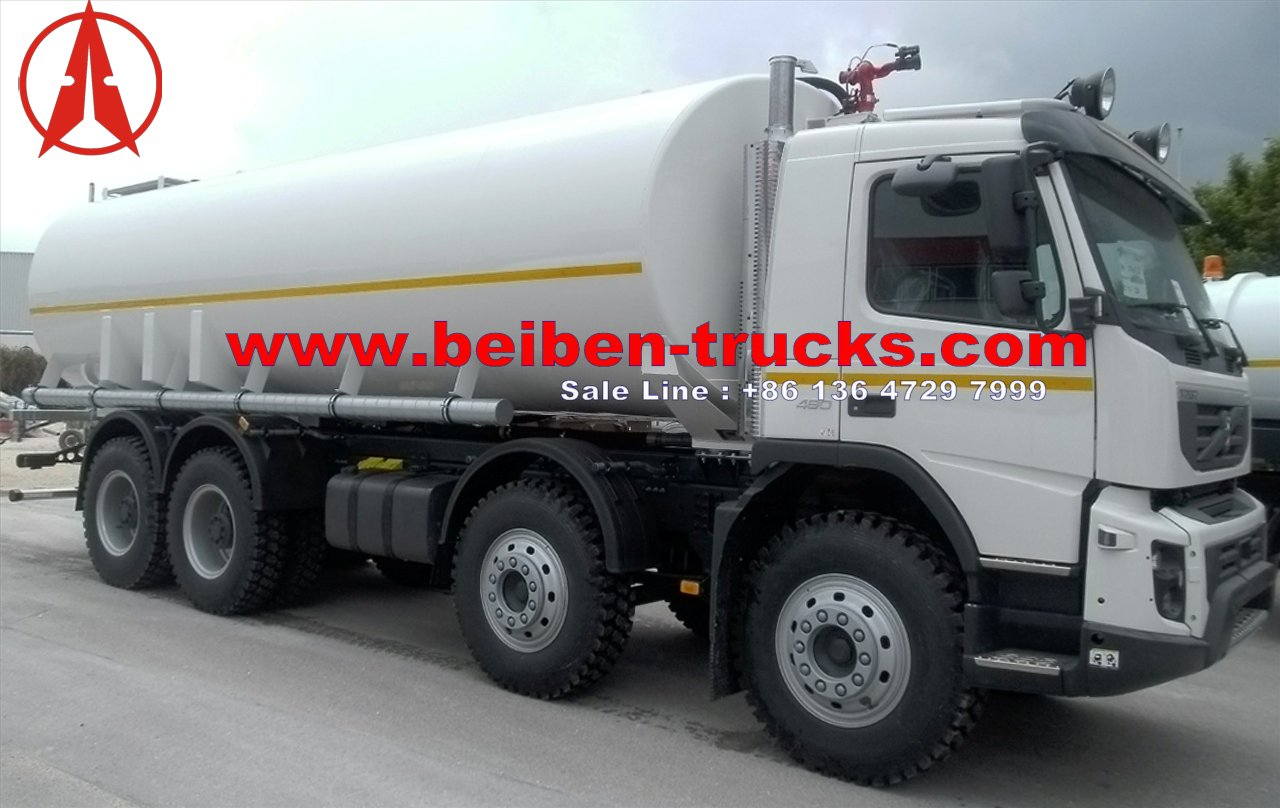 China beiben 20 CBM water wagon manufacturer for africa