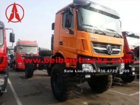 China north benz V3 4*4 wheel truck