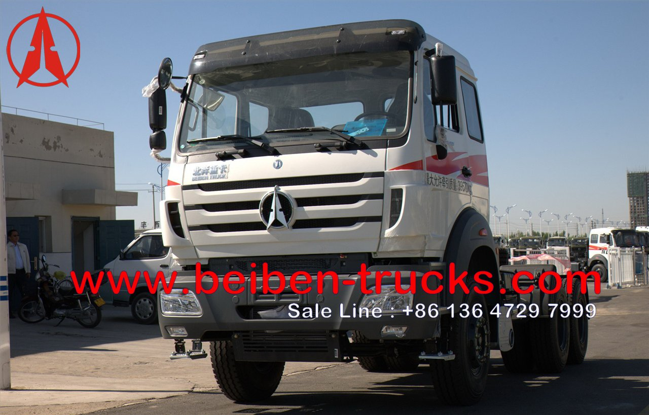 north benz tractor truck in stock