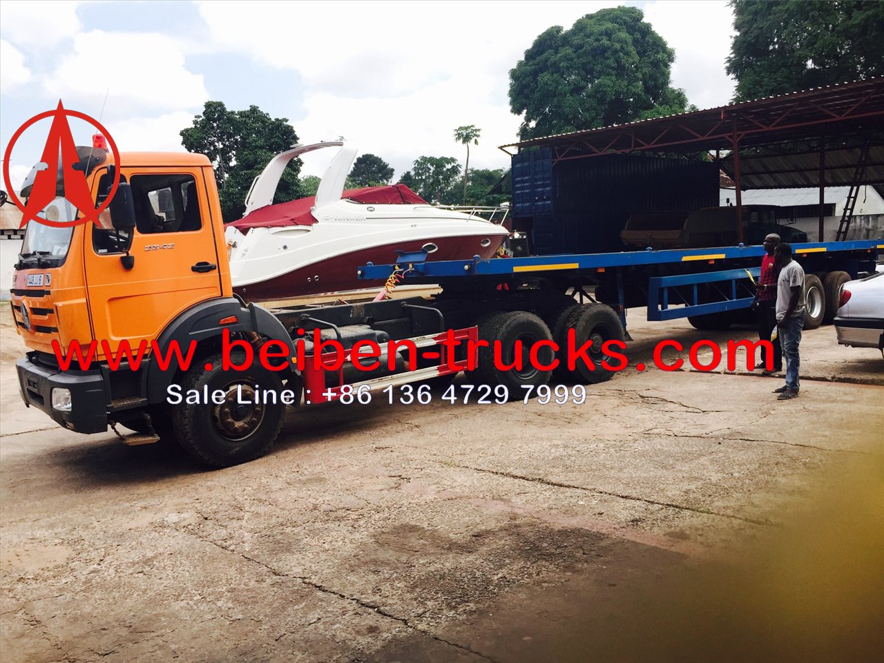 Best price for congo beiben 2548 tractor