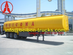 china 40 cbm oil tanker semitrailer manufacturer