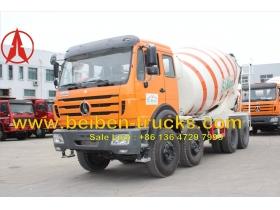 china beiben 3138 transit mixer truck manufacturer