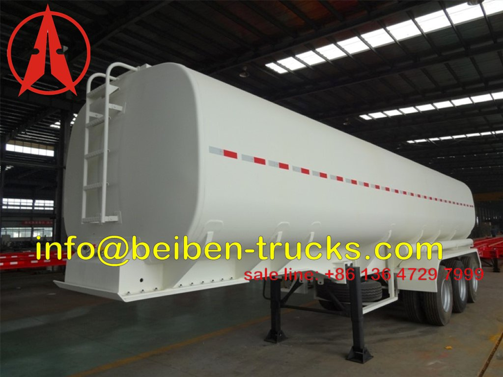best manufacturer for 3 axle oil tanker semitrailer