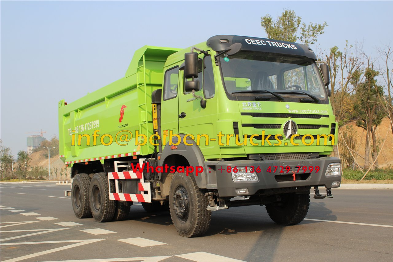 North benz 60 T u type dumper manufacturer