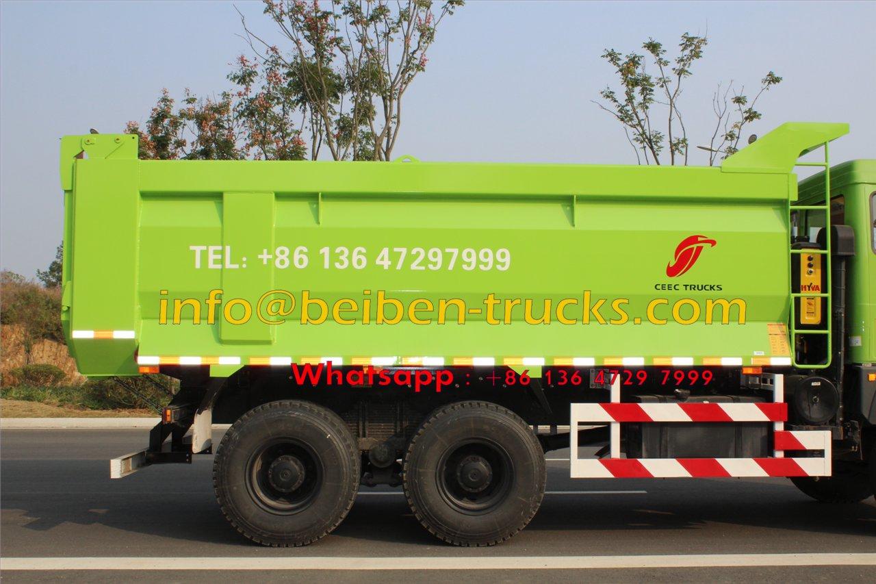North benz 60 T u type dumper manufacturer