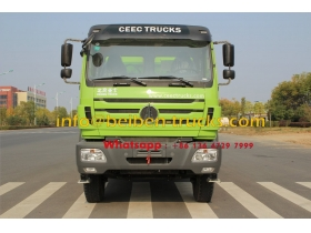 2015 New Heavy Duty Truck Beiben Dump Truck for Sale In Congo customer