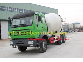 china Using Benz technology Beiben 6x4 5m3 concrete mixer truck hydraulic pump