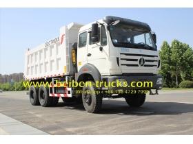 africa beiben 50 T dump truck manufacturer