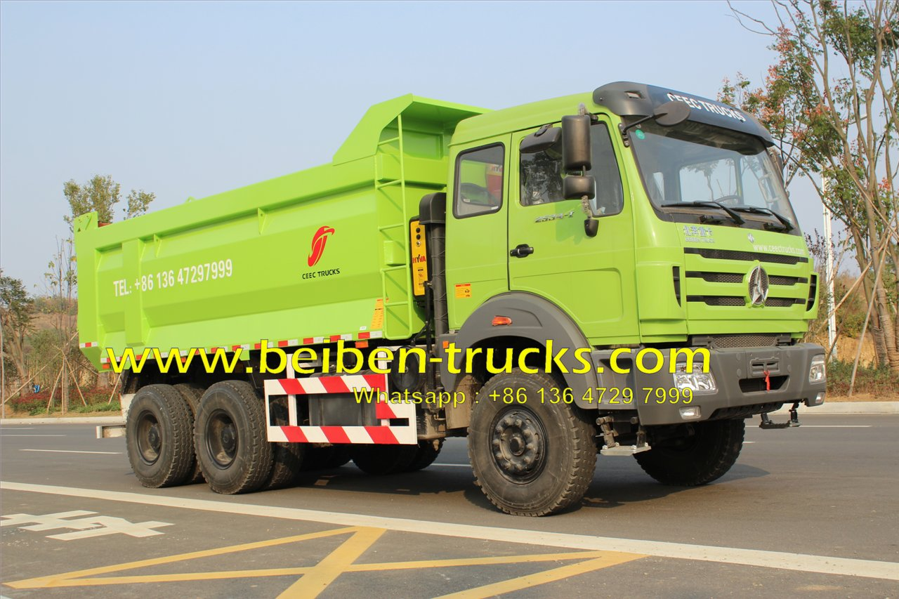 china beiben 70 T dumper supplier