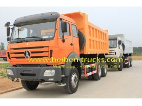 china beiben 30 T dump truck manufacturer