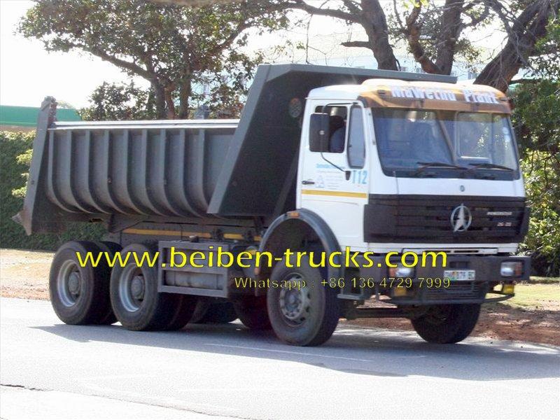 baotou beiben 40 ton dumper supplier