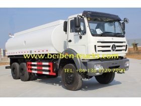 north benz 2538 water browser tanker truck manufacturer