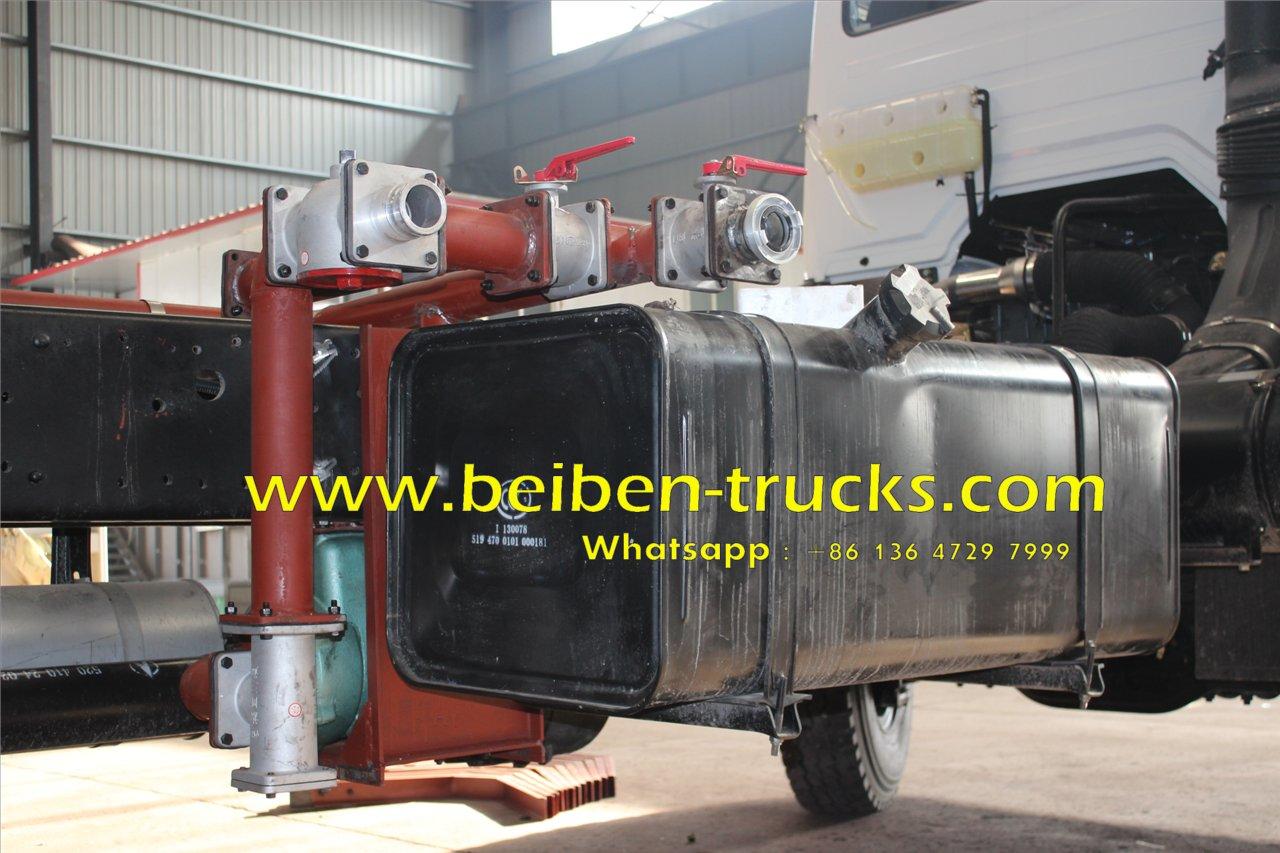 20000 Liter beiben Water Spray Tank Truck price