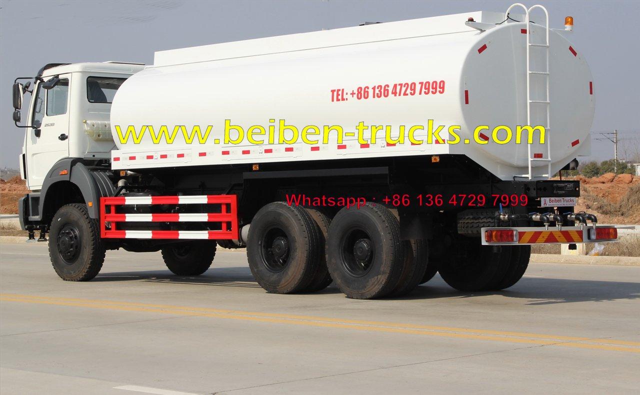 Hot Sale CHINA Good Quality Beiben 20m3 Tanker Truck