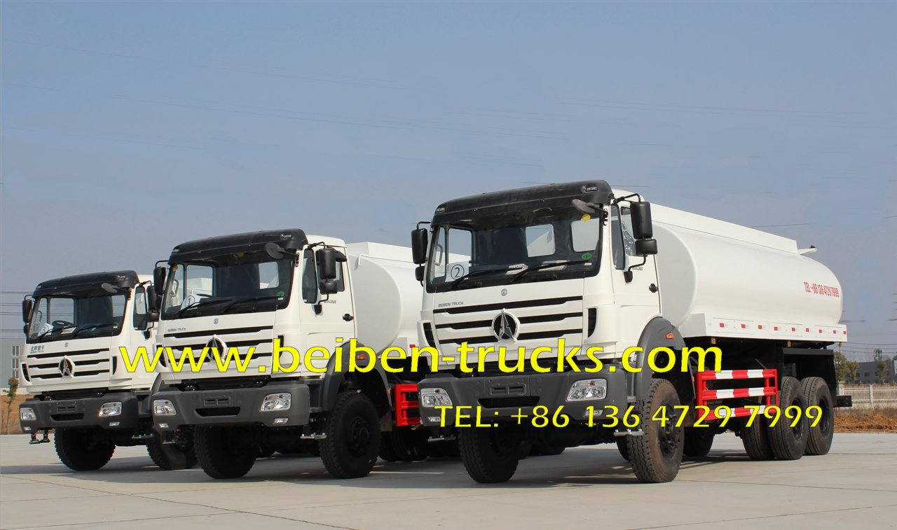 20000 Liter beiben Water Spray Tank Truck price