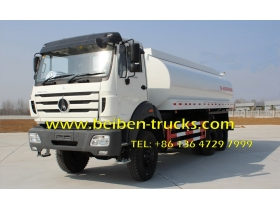 Good Condition beiben NG80B 2638 transportation water tank truck  supplier