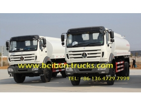 china Beiben 6x4 water carrier truck water spray truck for sale