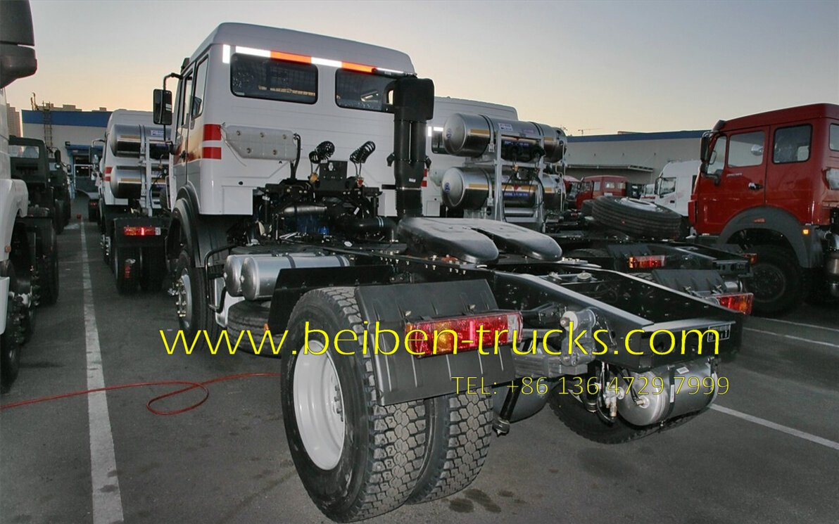 china beiben 1834 tractor truck