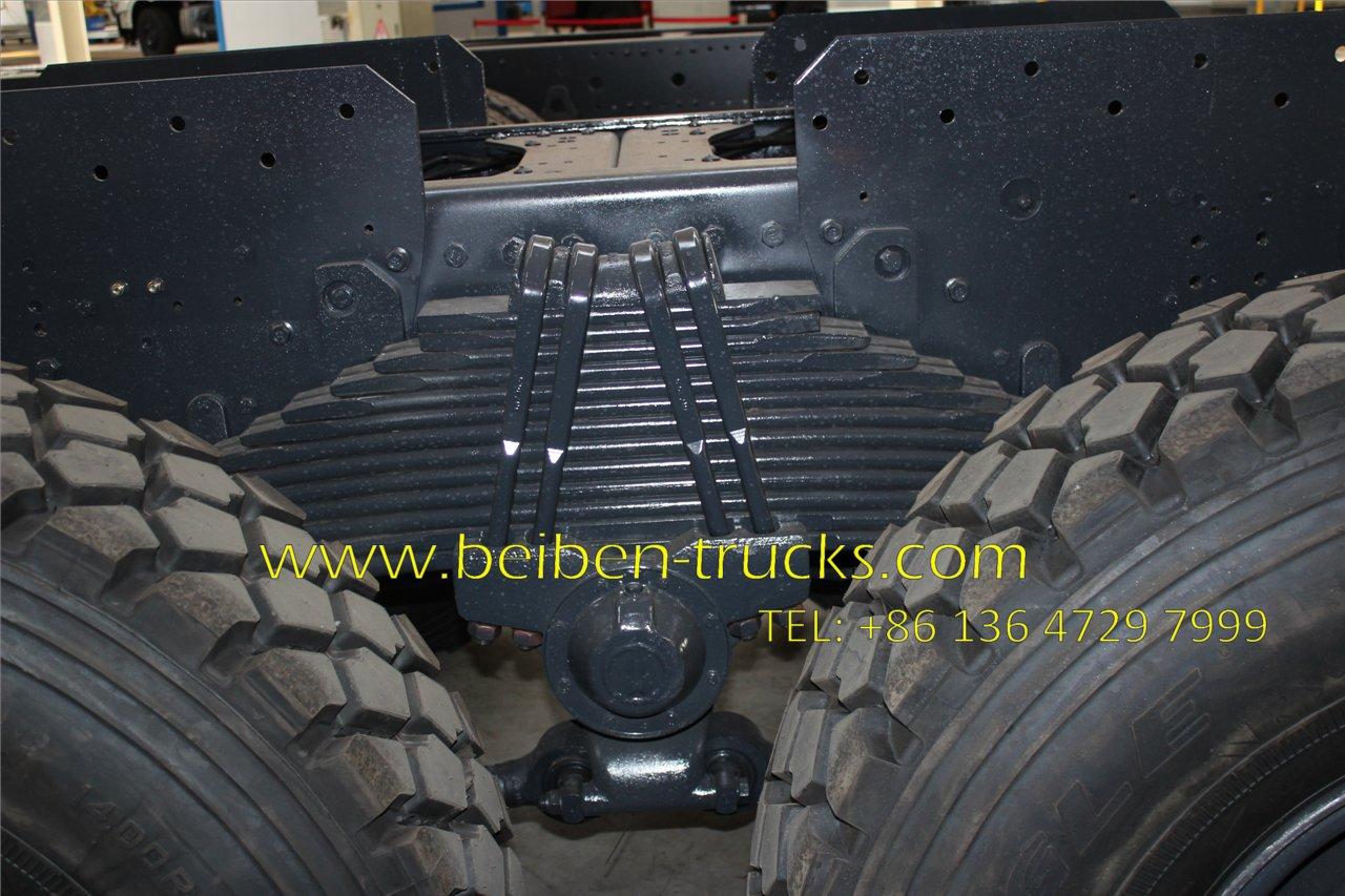 beiben 2638 tractor truck supplier