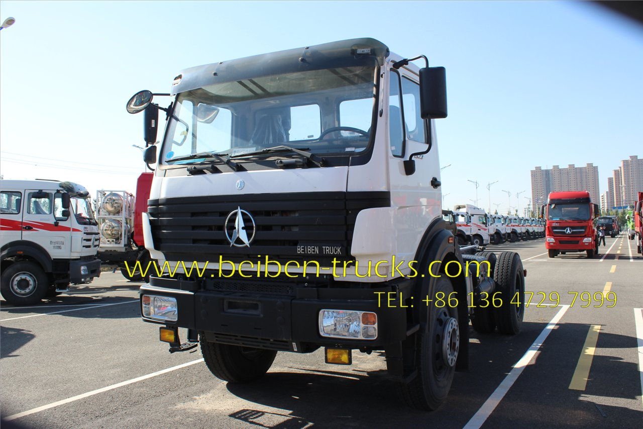 beiben 1927 tractor truck supplier