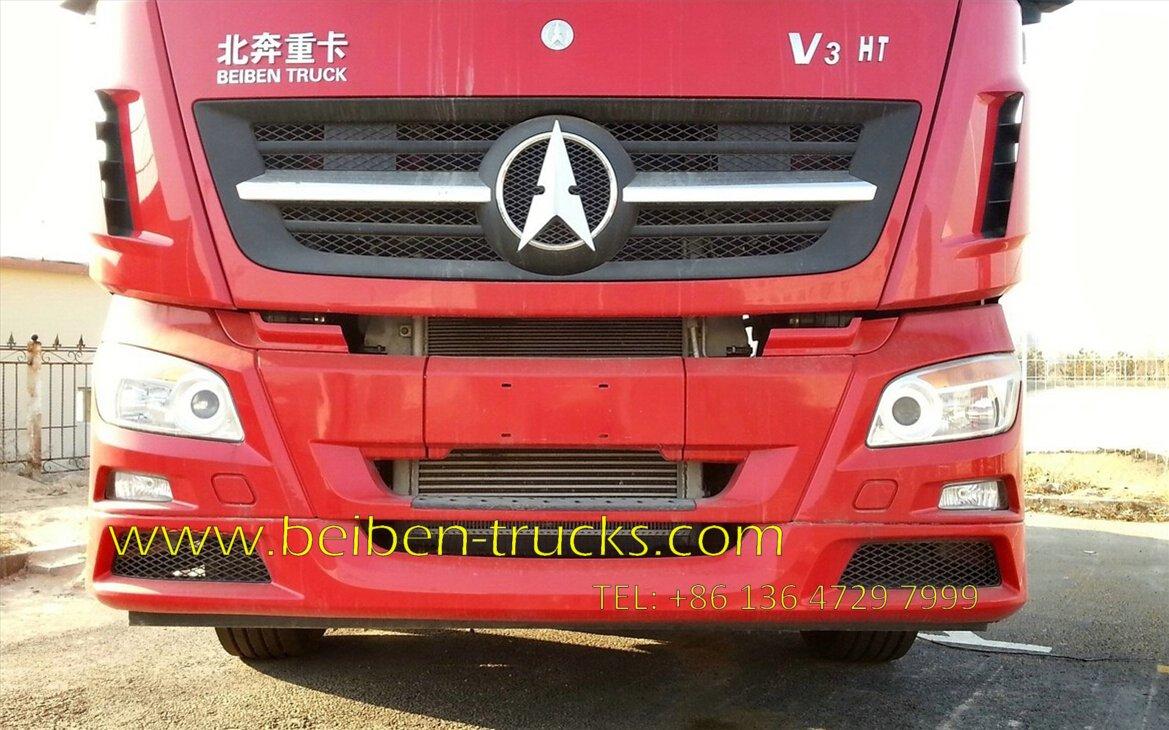 kenya beiben V3 2538 tractor truck