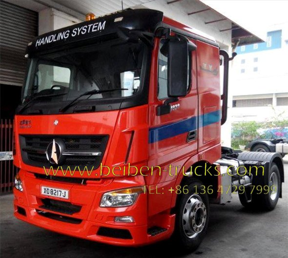 north benz 1842 tractor truck supplier
