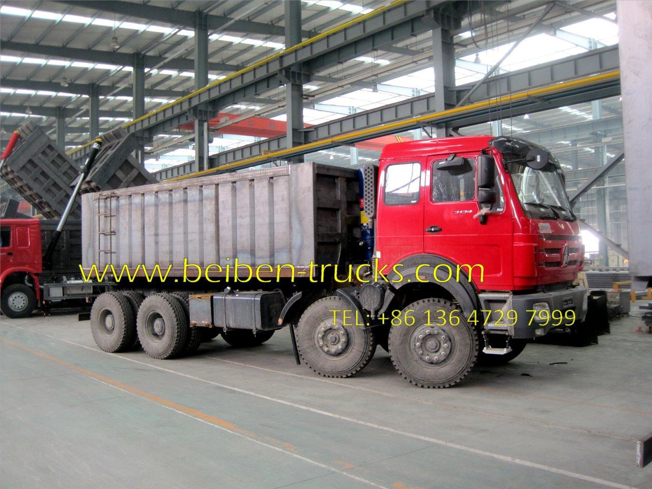 Buy Beiben 3134 Dump Truck,Beiben 3134 Dump Truck