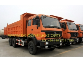 congo beiben 2529 dump truck supplier