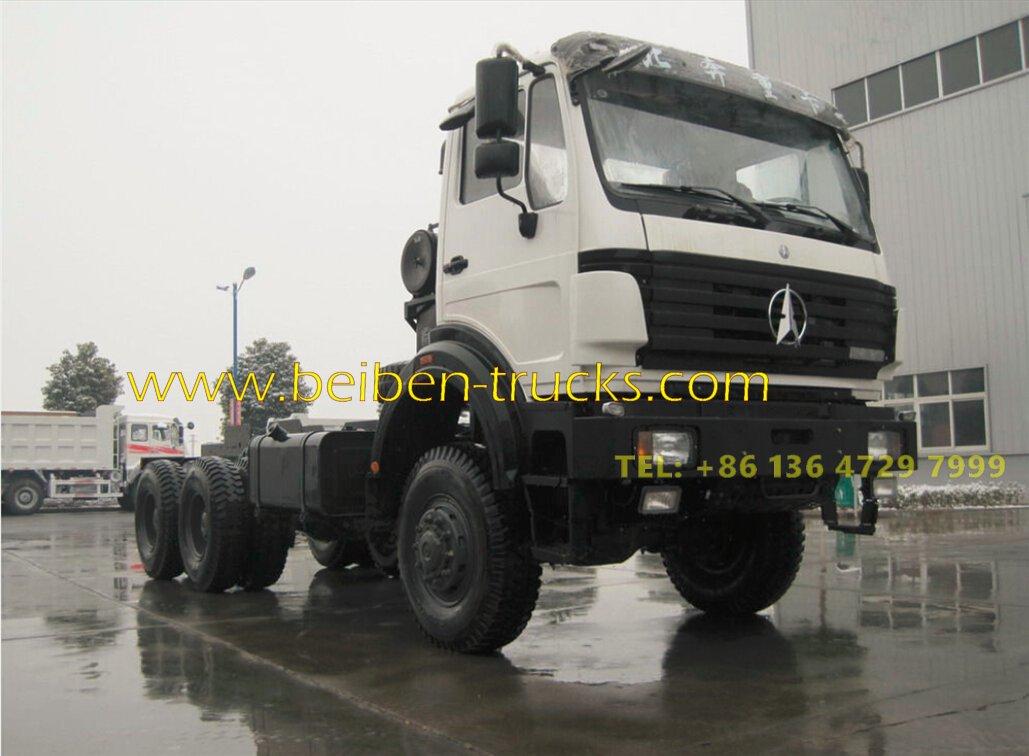 africa beiben tractor truck supplier