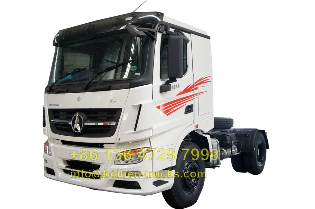beiben 1840 tractor truck supplier