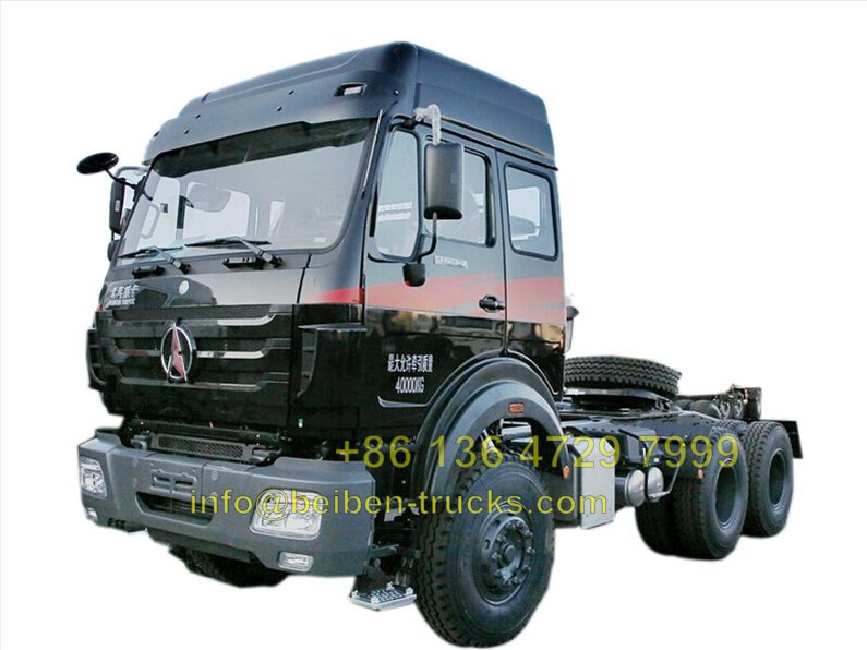 kenya beiben 2636 tractor supplier