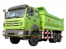 china beiben 2534 tipping truck