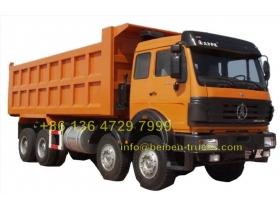 cheap africa beiben 3134 dump truck manufacturer