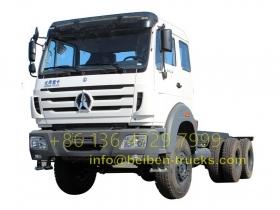 beiben 2638 tracteur camions price