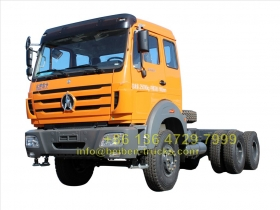 china beiben 2636 tractor truck supplier