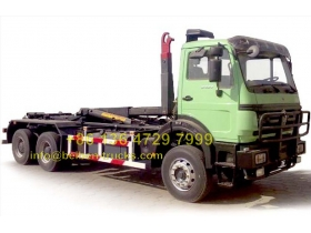 beiben 16 Ton roll on roll off truck