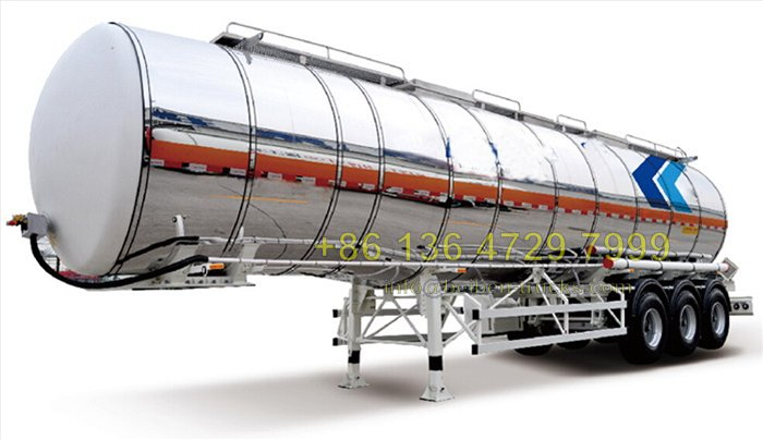 west africa fuel tanker semitrailer supplier
