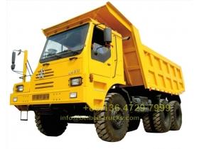 BEIBEN 9042KK Mining Dump Truck manufacturer