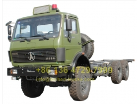 best beiben 6 wheel drive trucks supplier