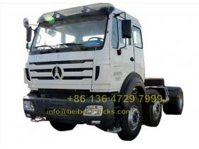 tanzania beiben 2636 tractor supplier